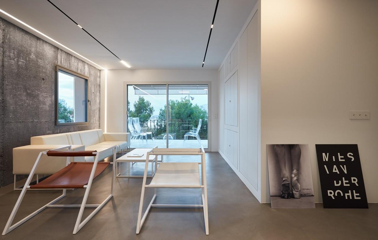 Minimal studio en interiores minimalistas minimal studio for Interiores minimalistas 2016