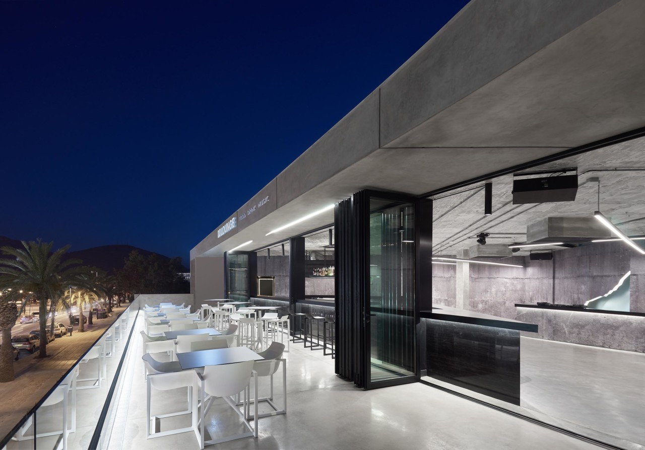D3 lounge project x plataforma arquitectura minimal studio for Plataforma arquitectura
