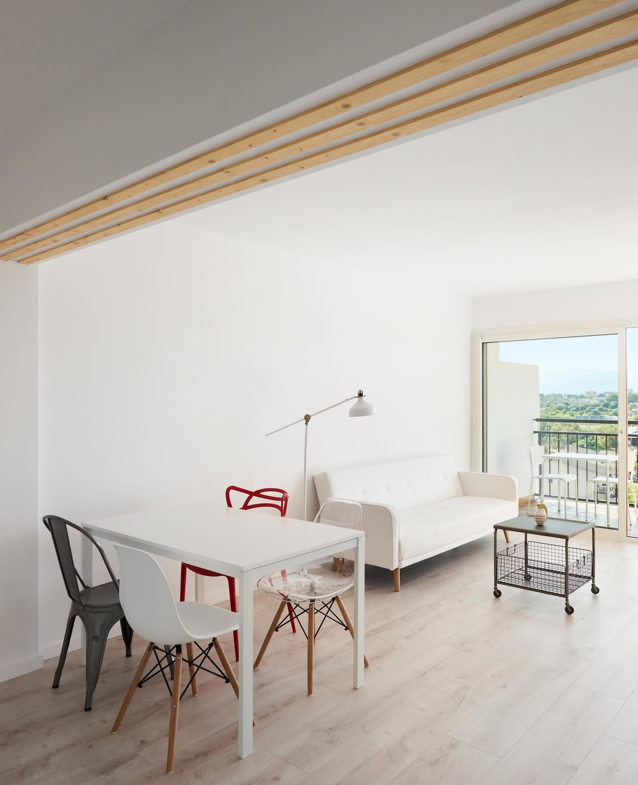 Minimal Studio apartment in Alcudia-Mallorca-Spain Comissioned by Minimal Studio